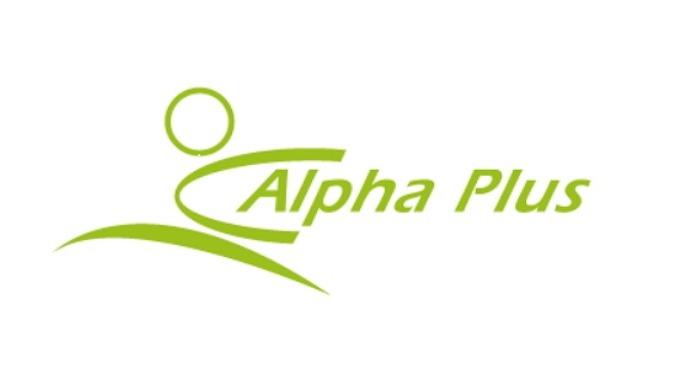 Logo Alpha Plus